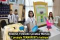 Enderun Yetenekli Çocuklar Merkezi, 7 projeyle TEKNOFEST'e katılıyor