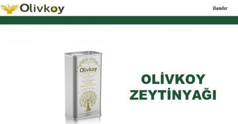 Olivkoy Zeytinyağı