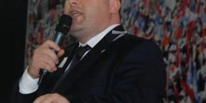 Av. Umut Özkan, yeniden ilçe başkanı seçildi