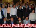 Malatyalılar, Avrupa Birliği Bakanı Egemen Bağış'ı Ağırladı