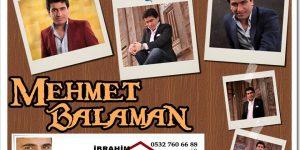 MEHMET BALAMAN, ÜÇ AYDA DÖRT KLİP ÇEKTİ