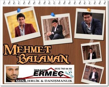 Mehmet Balaman Albüm