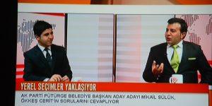 Mikail Sülük, Pütürgeye ilişkin Ökkeş Cerit'in sorularını cevapladı