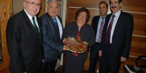 MASTÖB Yönetimi AK Parti Genel Merkezi Ziyaret etti