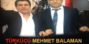 Türkücü Mehmet Balaman kirve oldu