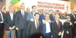 Malatyalılar Esenler Kültür Merkezine sığmadı