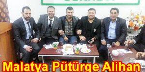 Malatya Pütürge Alihan Derneği yeni yerinde