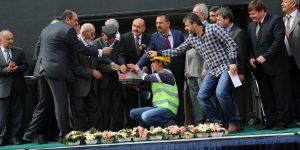 Malatyalı hayırsever İş adamı Cemal Akmercan Edirne'ye  İmam Hatip Lisesi yaptırıyor