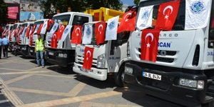 Battalgazi'nin Temizliği Akmercan'lara emanet