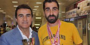 Selahattin Alpay'ın oğlu Birbey Alpay şampiyon oldu
