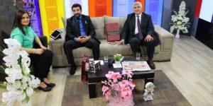 Malatya Kitabının yazarı Hüseyin Çetiner Vuslat Tv de