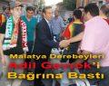 Marmara Derebeyleri Adil Gevrek'i Bağrına Bastı