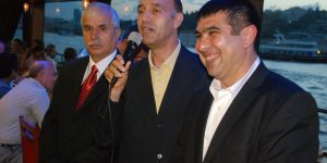 Malatyalı Kamu Çalışanları İstanbul Boğazında Buluştu