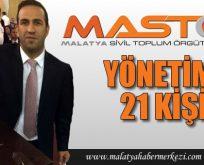 Matöb'ün yeni Başkanı Adil Gevrek oldu