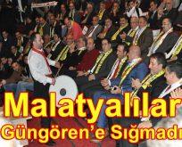 Malatyalılar Güngören'e Sığmadı