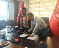 Battalbey çiğköfte Yeni Malatyaspor'a  forma sponsoru oldu