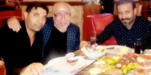 """İlyas Salman ve Burhan Çelik, """"Gizemli Köşk'te"""" buluşuyor"""