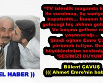 """Ahmet Emre Çavuş, """"YÜRÜMEK"""" istiyor!"""