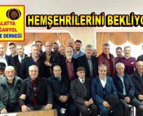 """""""Malatya Doğanyol Gökçe Derneği"""" hemşehrilerini bekliyor"""
