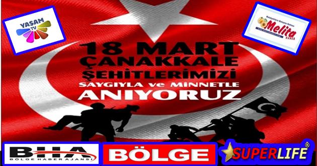 18 Mart Çanakkale Zaferinin Yıldönümü