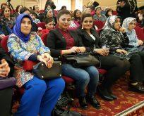 MASTÖB'lü kadınlar 8 Mart Dünya Kadınlar Gününü erken kutladı