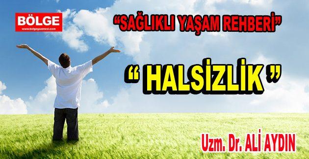 HALSİZLİK
