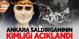 İçişleri Bakanlığı Ankara saldırganının kimliğini açıkladı