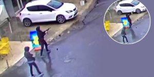 İstanbul Bayrampaşa'da Çevik Kuvvet'e saldırı!