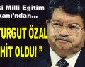 """""""8. Cumhurbaşkanı Turgut Özal Şehit Oldu!"""""""