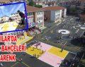 Bağcılar'da Okul Bahçeleri Rengarenk