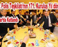 Türk Polis Teşkilatı'nın 171. Kuruluş Yıl dönümü Bağcılar'da kutlandı