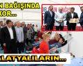 """Kan Bağışında Rekor """"Malatyalıların"""""""