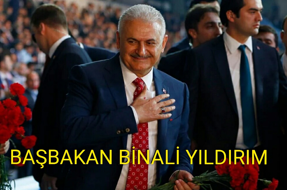 Ak Parti Genel Başkanı Binali Yıldırım