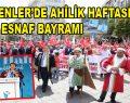 Esenler'de Ahilik Haftası ve Esnaf Bayramı Çoşkusu