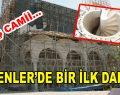 Esenler'de Taş Camii Yapılıyor