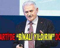 AK Parti'nin Yeni Genel Başkan ve Başbakan adayı Binali Yıldırım