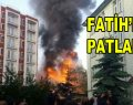İstanbul Fatih'de Patlama!