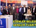 ESENLER BELEDİYESİ GENÇLİK FUARI'NDA