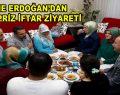 Emine Erdoğan'dan, Bağcılarlı Aileye Sürpriz İftar Ziyareti