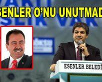 Esenler, Muhsin Yazıcıoğlu'nu unutmadı