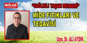 MİDE FITIKLARI VE TEDAVİSİ
