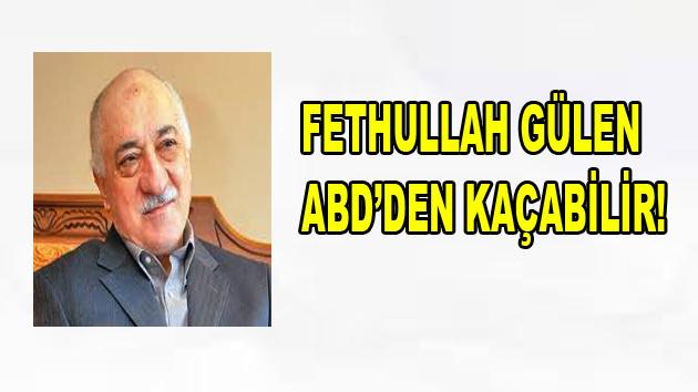 Fethullah Gülen ABD'den kaçabilir!