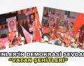 """Esenler'in Demokrasi Sevdalısı """"Vatan Şehitleri"""""""