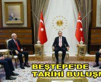 Beştepe'de tarihi buluşma