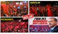 Demokrasi Nöbeti devam ediyor…
