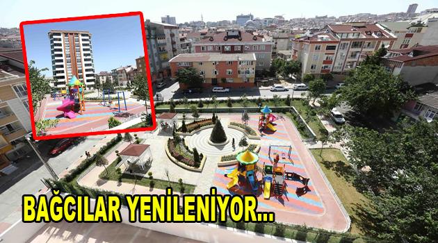 Bağcılar'a yeni parklar, otoparklar, yeni konutlar geliyor…