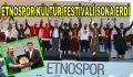 Küçükçekmece Etnospor Kültür Festivali sona erdi