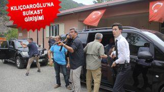 Kılıçdaroğlu'na suikast girişimi! 1 Asker Şehit!
