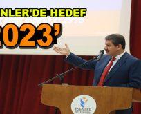 Esenler'de hedef '2023'