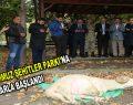15 Temmuz Şehitler Parkı'na dualarla başlandı